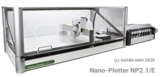 Nano-Plotter NP2.1/E for up to 96 slides, 12 well plates