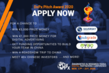 dxpx2020 startuppitch pubgrade china