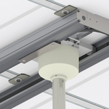 Kenex ceiling track and carriage - 3001/TC