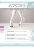 SANYLEG ANTIEMBOLISM STOCKINGS