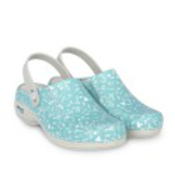 leather washable clog wash go sweet aqua (3)