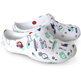 clog eva printed medical