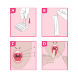 How to use the Strep A Test