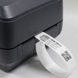 Thermal wristband printing