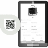Orantech qr code equipment tracking system