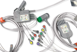 Medtronic Physio Control Compatible ECG Cables and Leadwires