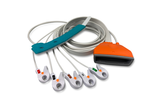 Philips Compatible Disposable Leadwires with Grabber and Spo2 Sensor for MX 40