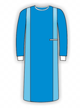 full Reinforced Surgical Gown