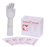 Sterile Latex Surgical Gloves, Powdered and Powder Free