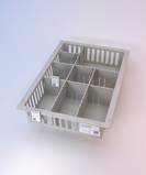 ABS Medstor tray