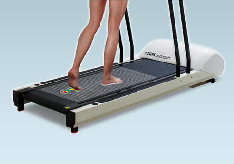 DIERS pedogait | Dynamic Foot Pressure Measurement and Gait Analysis