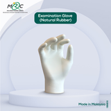 Examination Glove (Natural Rubber)