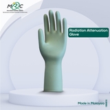 Radiation Attenuation Glove