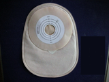 one system colostomy bag,closed