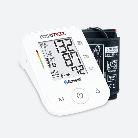 X3 BT Automatic Blood Pressure Monitor