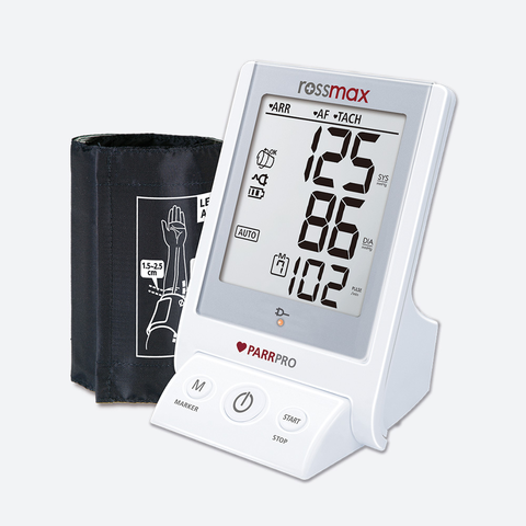 "AC1000f ""PARR PRO"" Professional Blood Pressure Monitor"