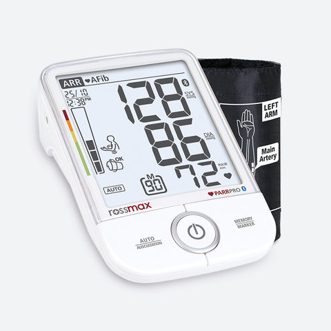 "X9 ""PARR PRO"" BLOOD PRESSURE MONITOR"