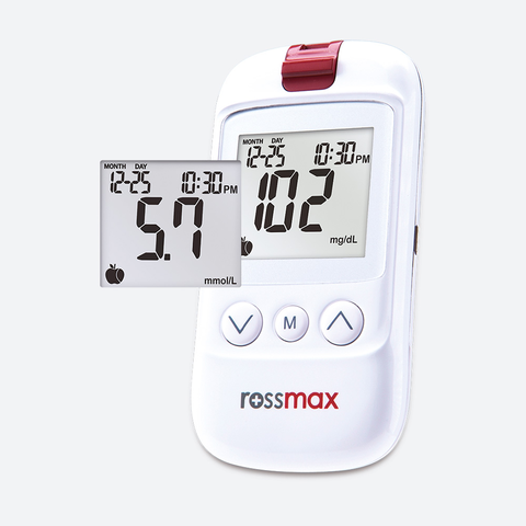 HS200 Blood Glucose Monitoring System