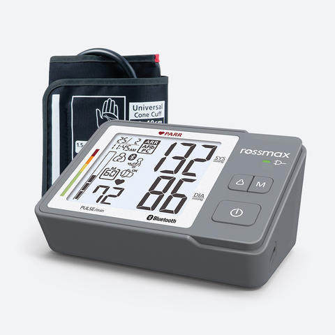 "Z5 ""PARR"" Automatic Bluetooth Blood Pressure Monitor"