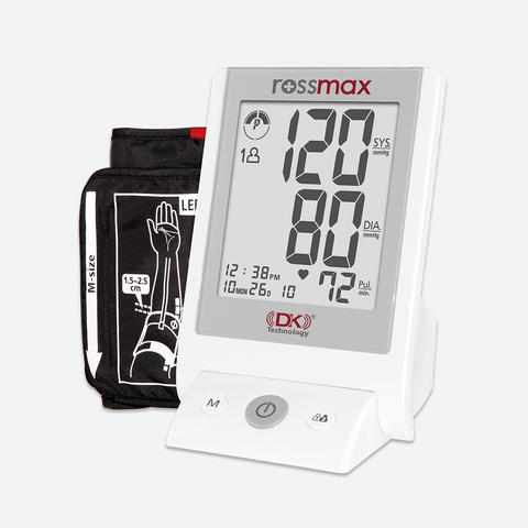 "AC701k ""DK"" Deluxe Automatic Blood Pressure Monitor"