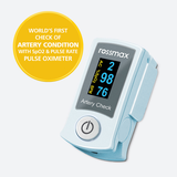 "SB200 Fingertip Pulse Oximeter with ""ACT"""