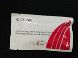 pouch of covid 19,influenza A+B