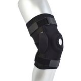 Hinged knee brace 6139