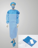 FY1610R Reinforced Surgeon Gown