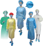 FY1611 Disposable Isolation Gown