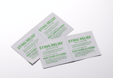 FY1308 Sting Relief Medicated Pad