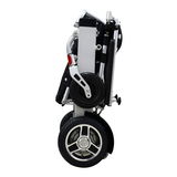 Automatic folding wheelchair
