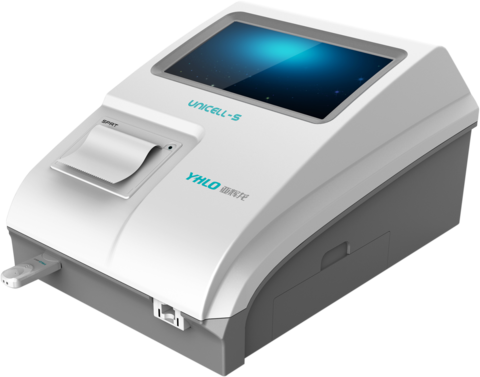 UNICELL immunofluorescence Reader for POCT Diagnosis