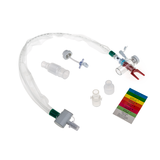 Closed suction catheter T-piece 72hours