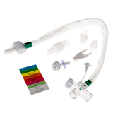 Closed suction catheter T-piece 24hours