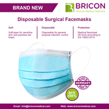 SURGICAL FACE MASKS, Type IIR - Made in Germany