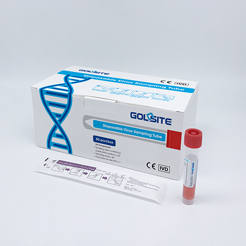Disposable Virus Sampling TubeVTM