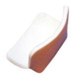 SILICONE FOAM DRESSING FOR PEDIATRIC HEAD