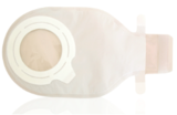 TWO-PIECE OPEN OSTOMY BAG