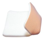 SILICONE FOAM DRESSING FOR HEEL AND ELBOW