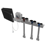 Task Force® TOUCH CARDIO Component Storage
