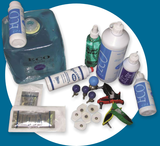 ACCESSORIES: electrodes, gels, pumps, etc.