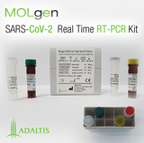 MOLgen SARS CoV 2 Real Time RT PCR Kit
