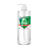 CLEACE 75% Alcohol Hand Sanitizer 1L Round Shape