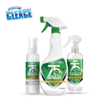 CLEACE 75% Alcohol Spary (60ml, 100ml, 170ml, 285ml, 500ml)