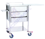 Injection Trolley c/w Flip Board
