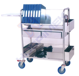 Ward Round Trolley