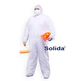 SOLIDA PP Coverall White