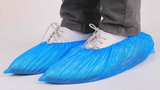 Disposable Cover Anti Slip Polypropylene PE Boot Non Woven Shoe Cover