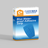 Blue Water Proof Adhesive Strip
