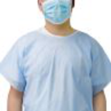disposable medical clothing set regular style32214607174